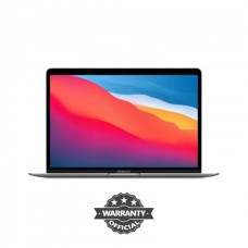 Apple MacBook Air 13.3-Inch Retina Display 8-core Apple M1 chip with 8GB RAM, 512GB SSD (MGN73) Space Gray