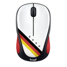 Logitech M238 WORLD CUP Themed Wireless Mouse (Germany)