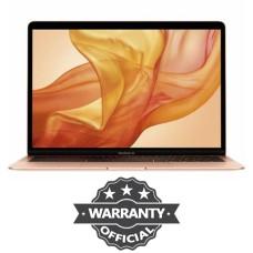Apple Macbook Air 13.3 inch Core i5, 8GB Ram, 128GB SSD (MVFM2) GOLD Color (2019)